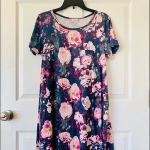 High Low Floral dress •